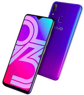 Vivo Y93 adalah ponsel keluaran tahun 2019 tepatnya di bulan Jnuari lalu. Ponsel ini memiliki ram 3 gb dengan storage 32 gb yang di bandrol 1 jutaan. Berikut ini adalah harga dan spesifikasi Vivo Y93 terbaru November 2019.
