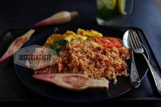 Resep Nasi Goreng Kecombrang JTT
