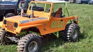 Race Jeep For Sale