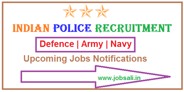 Police vacancies, police recruitment