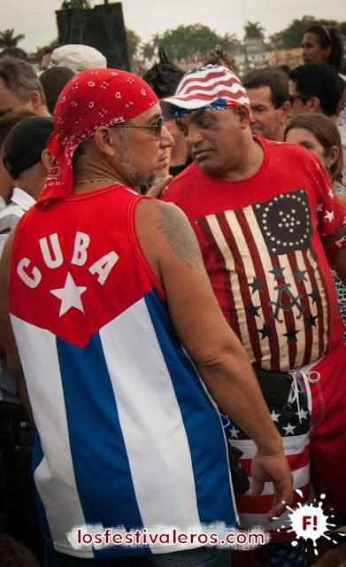 Rolling Stones en Cuba 2016