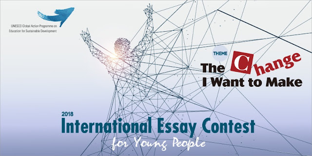 Win #300,000 In The International Essay Contest for Young People