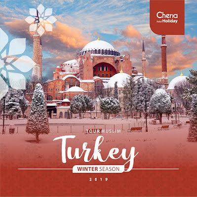 Paket Tour Turki Winter Season 2019