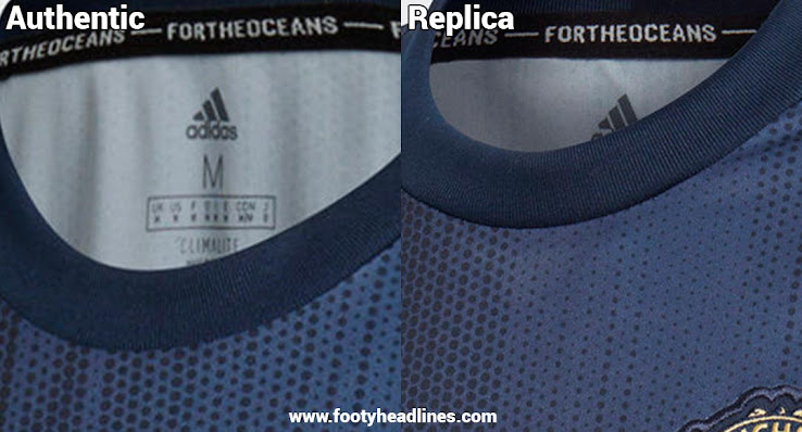 4c18d7430 Confirmed  Authentic Adidas Manchester United 18-19 Third Kit ...