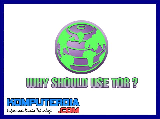 Penjelasan TOR Browser dan Alasan Kenapa Harus TOR Browser ?