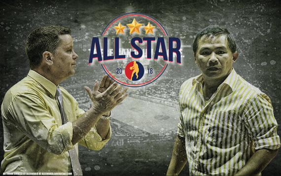 List of Players: Gilas Pilipinas vs Mindanao Squad 2018 PBA All-Star