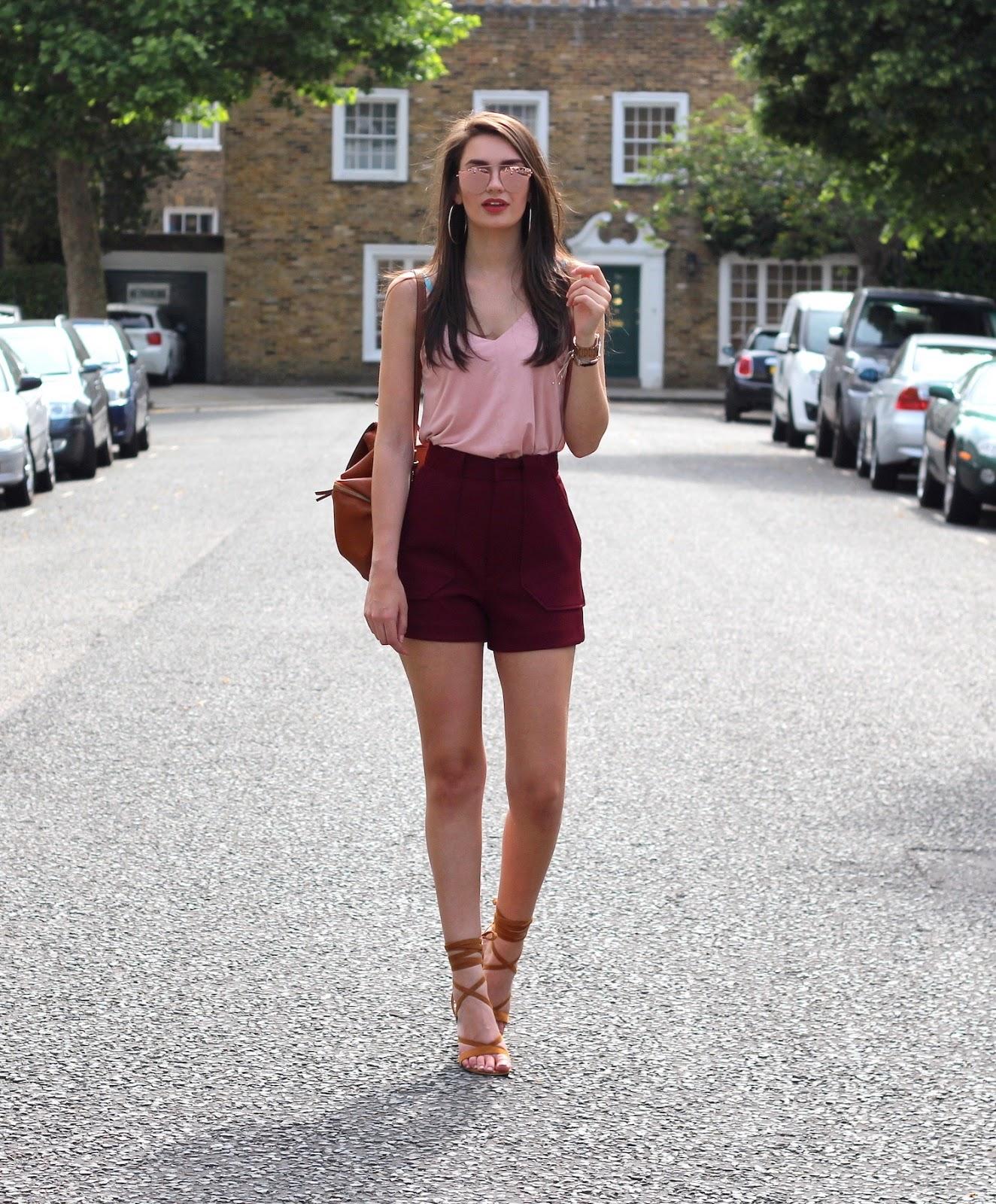 summer style peexo blogger