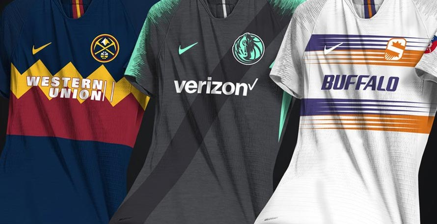 1e7933453e8 Graphic designer Franco Carabajal from Argentina has shared three concept  designs of his latest project that imagines how football kits of NBA x MLS  teams ...