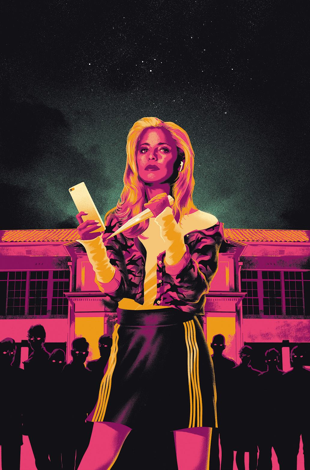 Buffy the Vampire Slayer #1 MAIN CVR