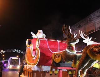 Parada de Natal de Registro-SP se firma como o maior evento natalino do Vale do Ribeira