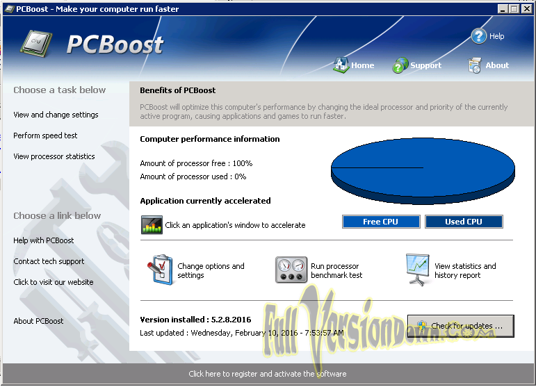 PgWare Pc booster Latest Full