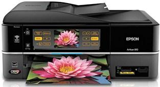 Epson Artisan 810 Printer Driver Download