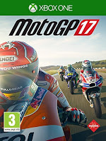 Motogp 17 Game Cover Xbox One