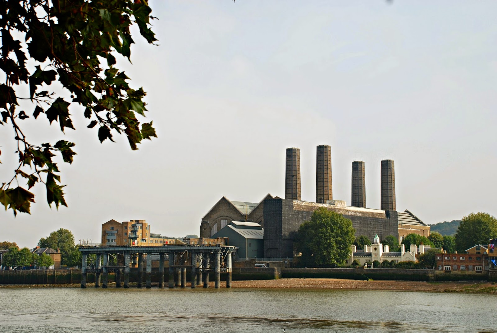 Greenwich Power Station