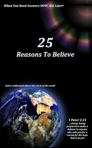 FREE -25 Reasons to Believe!