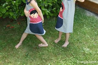 Dicke Freundschaft Matroschka Kleider by troegsi