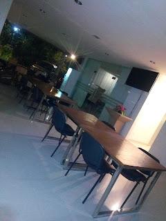 Lobby Airy Stasiun Balapan Natuna 4 Solo