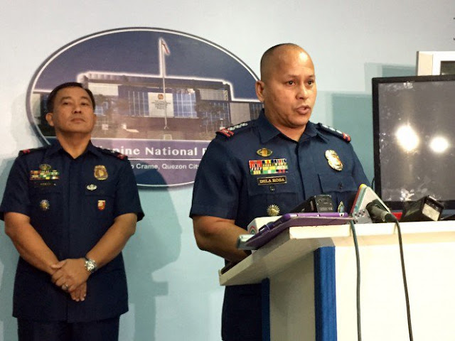 "Next PNP Chief Supt. Dela Rosa: Duterte admin will offer rewards to those who can ""slay"" drug pushers"
