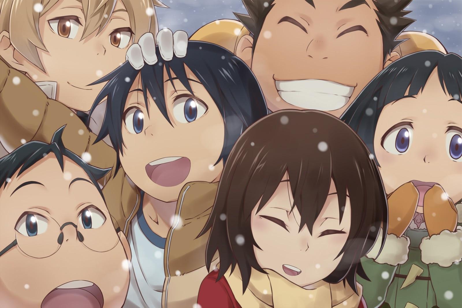 Review Anime Boku Dake Ga Inai Machi Otagane