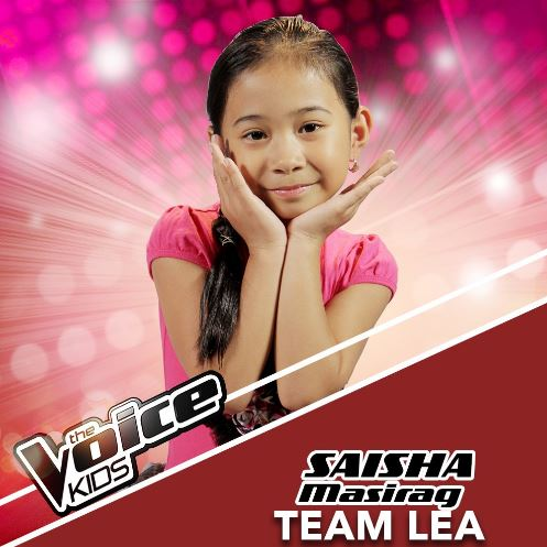 Saisha Masirag The Voice Kids