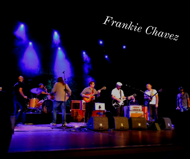 concerto de Frankie Chavez