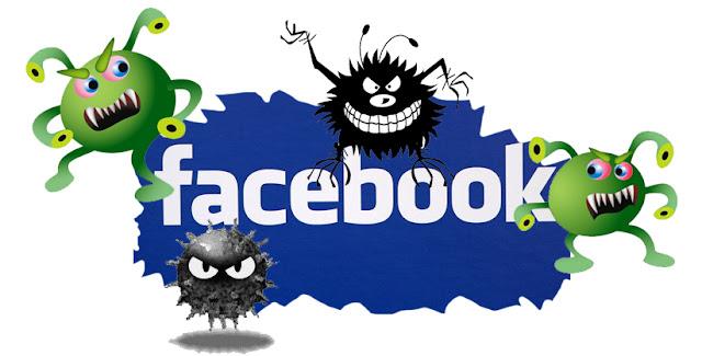 أحذف البرامج و الروابط الخبيثة من حساب الفيسبوك الخاص بك