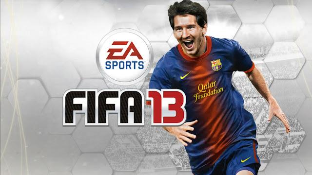 تحميل لعبة FIFA 13