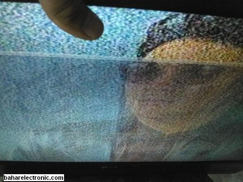 Tv Lcd Lg Gambar Bergetar Dobel Separuh Bahar Electronic