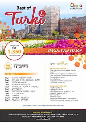 Paket Tour Turki Promo
