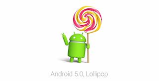 Sistem Operasi Lollipop 5.0