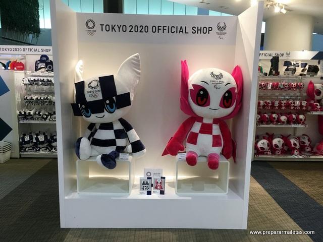 tokyo 2020 mascotas