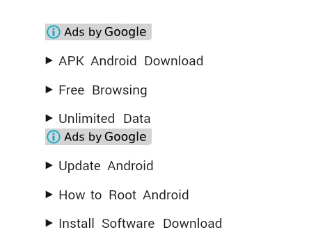 How to Implement Ads By Google Below  Post Title of Blogger Mobile View
