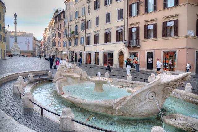 ciekawe miejsca w stolicy Włoch, co zobaczyć?