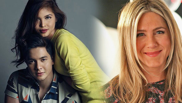 Teddy Locsin Jr. compares Maine Mendoza to Jennifer Aniston; says Alden Richards' portrayal is pitch perfect