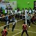 Tim Zipur 10 Kalahkan Tim Voli Putra Kodam XVII/Cendrawasih 3-0,