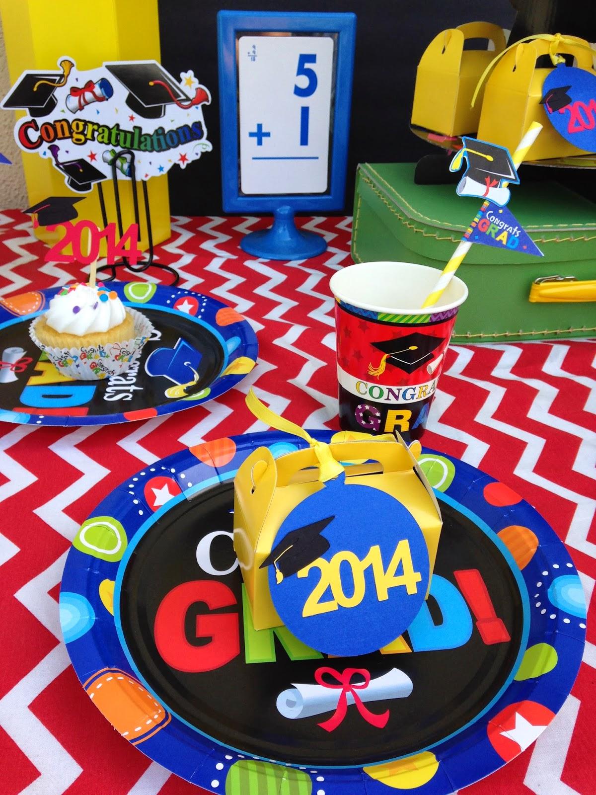 Kinder Garden: Pre-School/Kindergarten Graduation Party Ideas