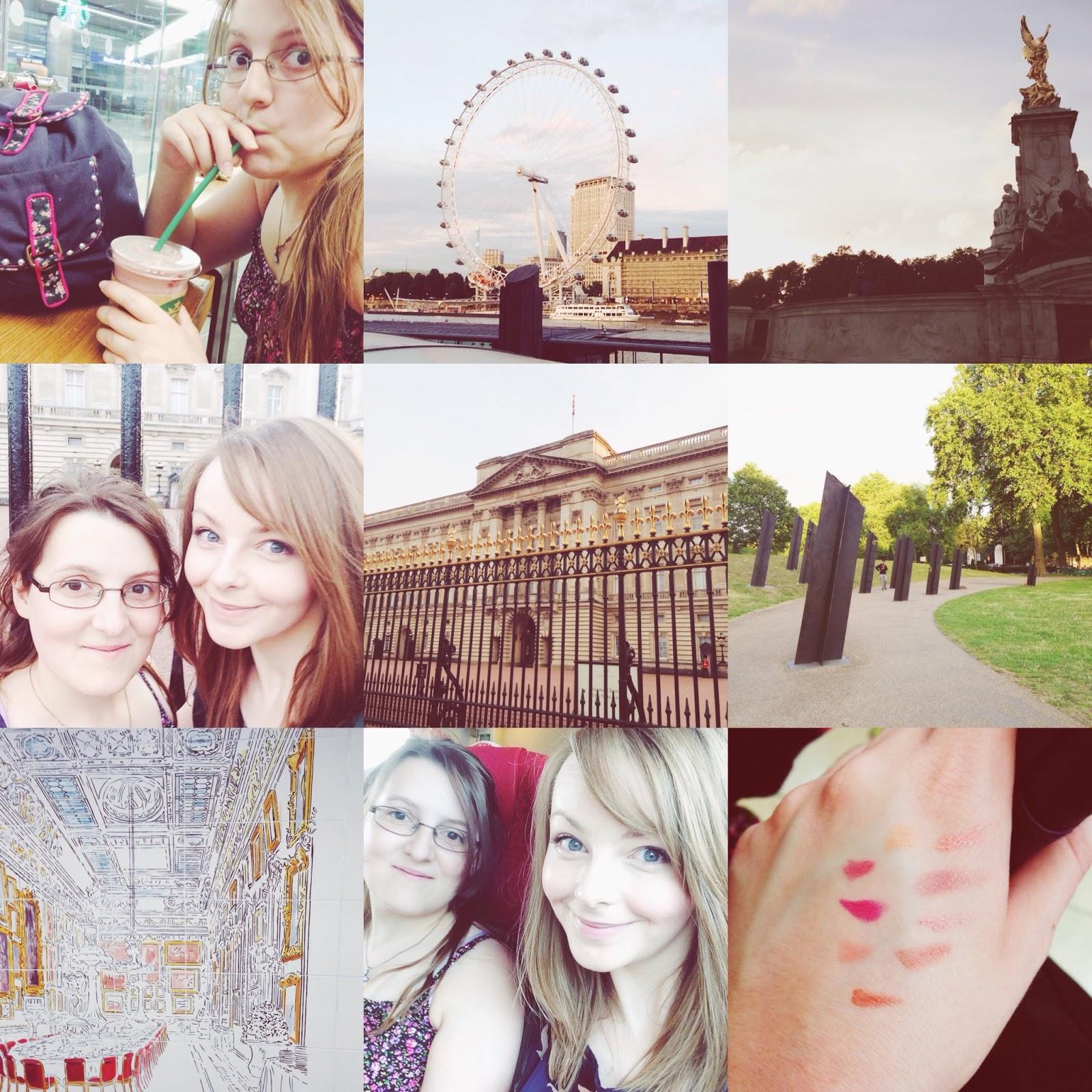 Instagram, Montage, London