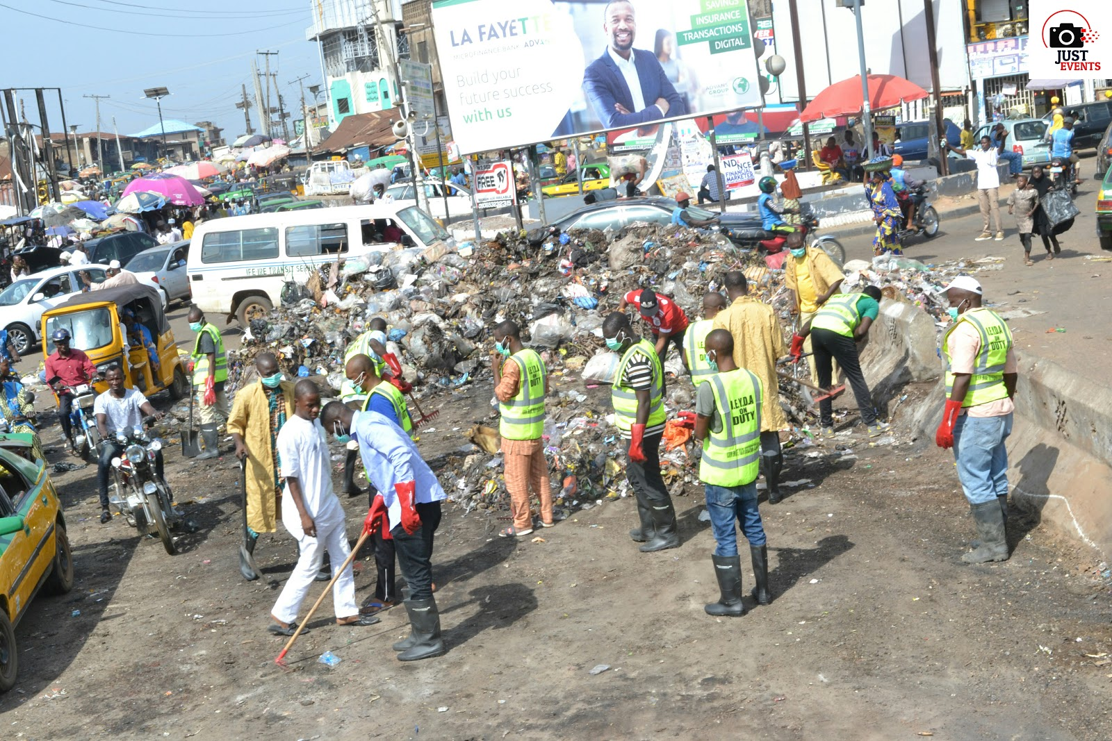 PSX 20190415 143957 - Flood: Kwara agency to intensify campaign against indiscriminate waste disposal