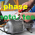 In video : 3 phase motor test
