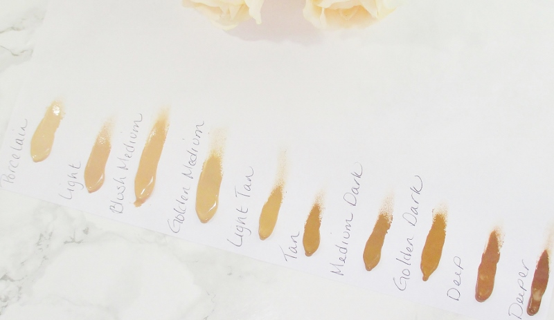 pur-cosmetics-bare-it-all-12-hour-4-in-one-skin-perfecting-foundation-and-brushes-swatches