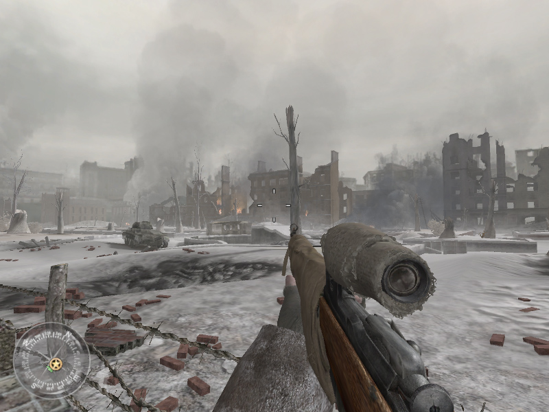 AbanDownload: Free download Call of Duty 2 Highly Compressed