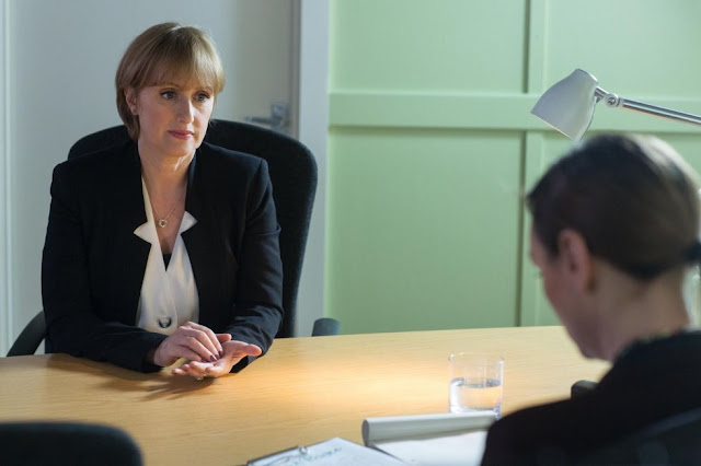 EastEnders Michelle has a positive job interview