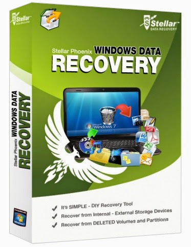 Stellar Phoenix Windows DataRecovery 6.0 Full Version