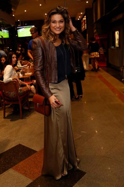 Sasha Meneguel Szafir, filha da xuxa, looks e roupas