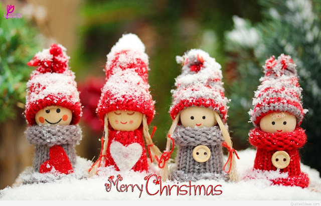 cute funny hd merry xmas image for free download
