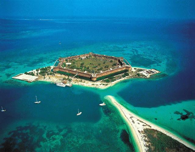 Viagem de carro de Miami a Key West na Flórida