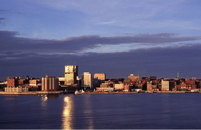 Saint John, New Brunswick