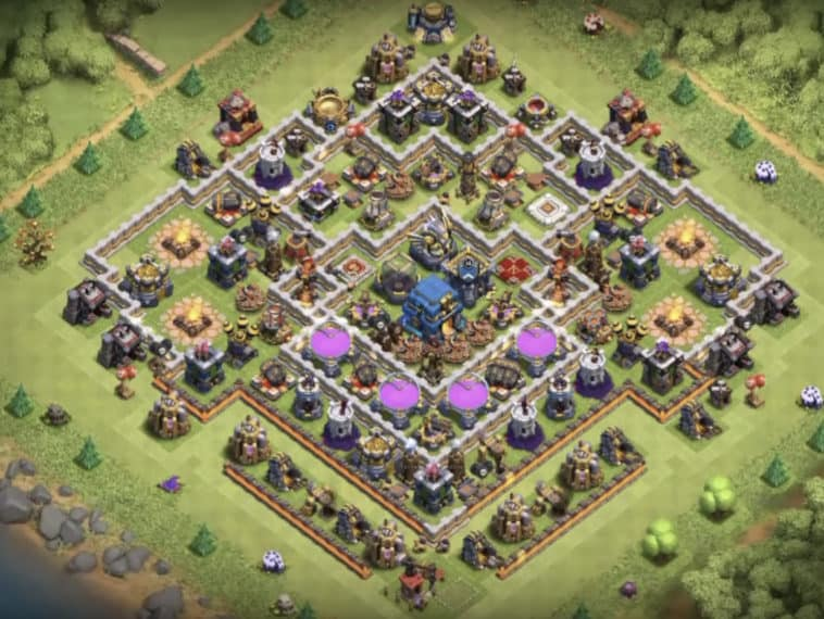 Th12 Farming Base 2019 New Update 5