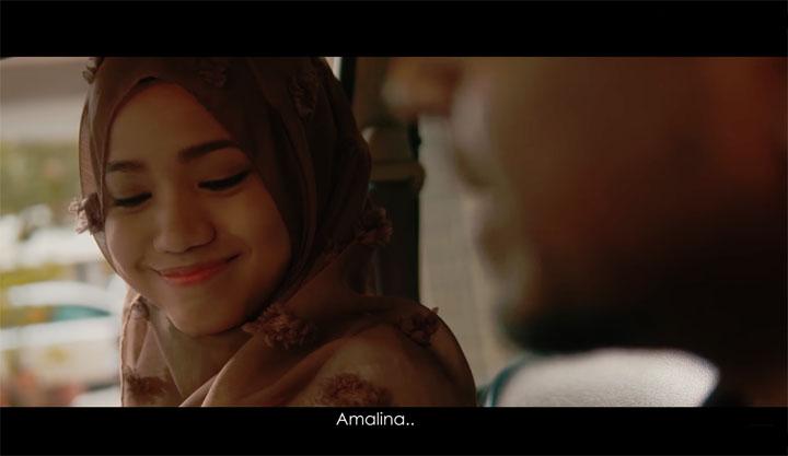 Gambar Fiera Fendi - Inilah Gadis Amalina Dalam MV Santesh