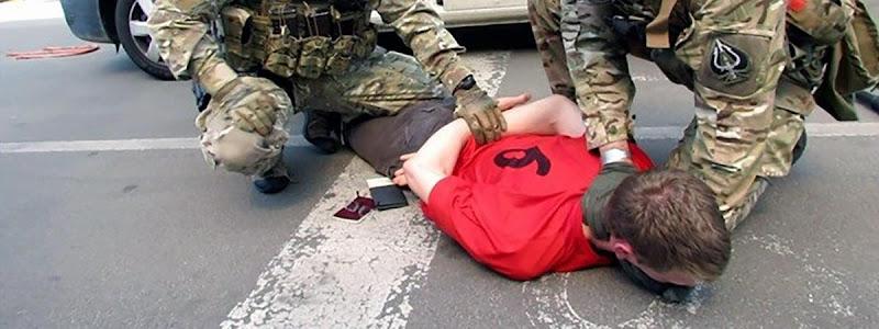 Le Français arrêté en Ukraine n'est pas considéré comme un terroriste.